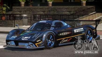 Pagani Zonda RS PJ3 pour GTA 4