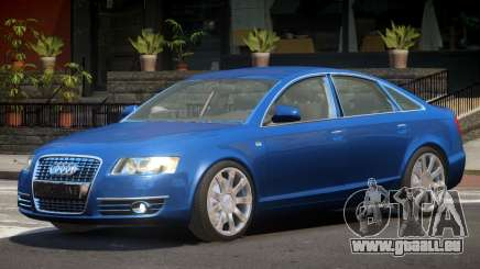 Audi A6 ST pour GTA 4