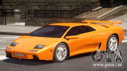 Lamborghini Diablo ST pour GTA 4