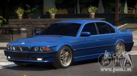 BMW 750i V1.0 pour GTA 4