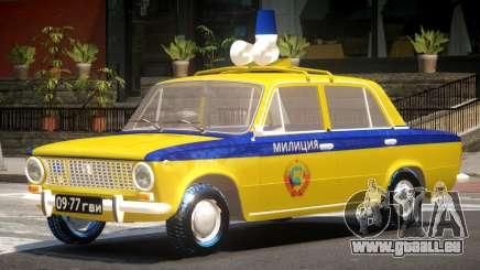 VAZ 2101 Police pour GTA 4