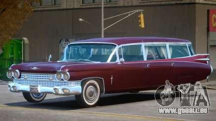 1959 Cadillac Miller V1.0 pour GTA 4