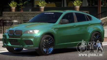 BMW X6 ST V1.0 pour GTA 4