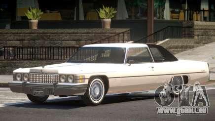Cadillac De Ville V1.1 für GTA 4