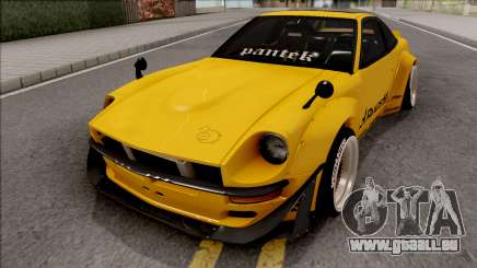 Nissan 240SX 1994 Facelift S30 Frontend V.2 pour GTA San Andreas