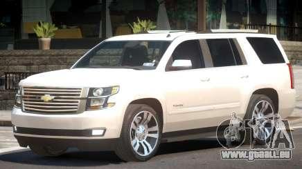 Chevrolet Tahoe Elite pour GTA 4