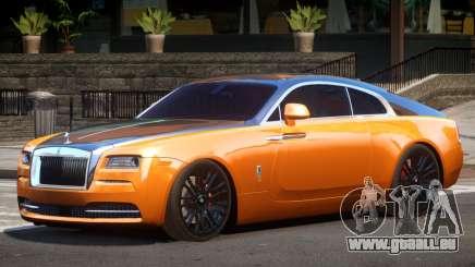 Rolls Royce Wraith Elite für GTA 4