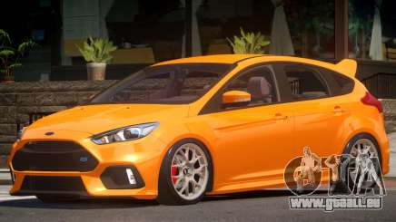 Ford Focus RS Edit pour GTA 4