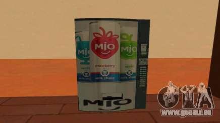 Mio Russia Vending Machine für GTA San Andreas