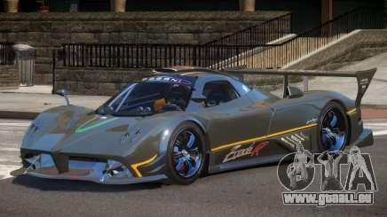 Pagani Zonda RS PJ1 pour GTA 4