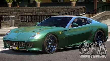 Ferrari 599 GT Sport V1.0 pour GTA 4