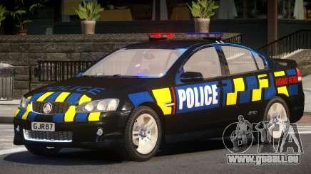 Holden VE Commodore Police V1.0 für GTA 4