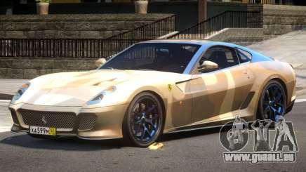 Ferrari 599 GT Sport PJ1 pour GTA 4