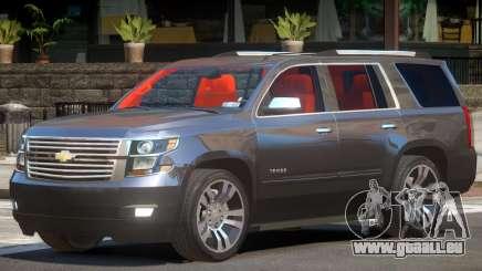 Chevrolet Tahoe BC pour GTA 4