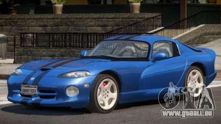 Dodge Viper GT Sport V1.1 pour GTA 4