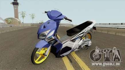 Yamaha Nouvo Z Babylook pour GTA San Andreas