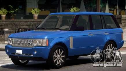 LR Range Rover V1 pour GTA 4