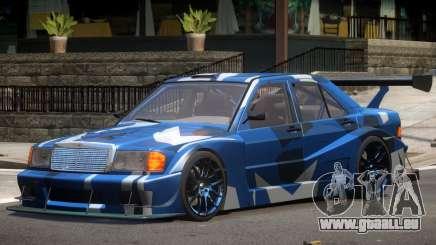 Mercedes 190E Sport PJ2 für GTA 4