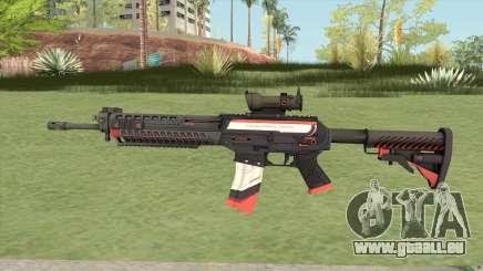 SG-553 Cyrex (CS:GO) pour GTA San Andreas