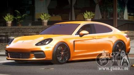 Porsche Panamera ST pour GTA 4
