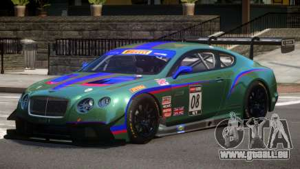 Bentley Continental GTS PJ2 pour GTA 4