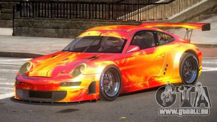 Porsche GT3 RSR V1.1 PJ2 für GTA 4