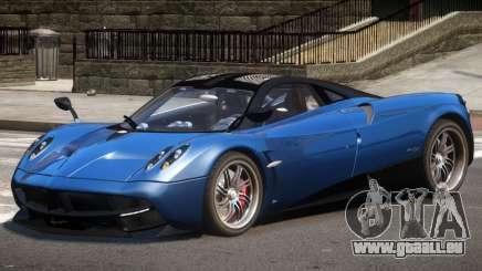 Pagani Huayra GT V1.0 für GTA 4