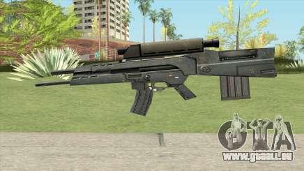 OICW XM29 (Half-Life 2 Beta) pour GTA San Andreas
