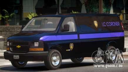 Chevrolet Express PJ1 pour GTA 4