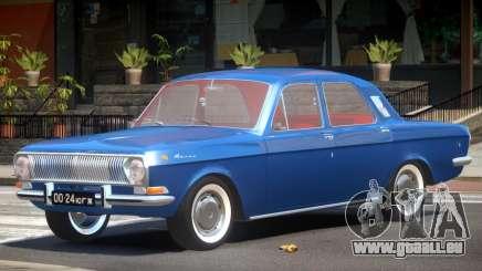 GAZ 24 Volga V1.0 pour GTA 4