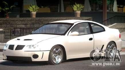 Pontiac GTO Edit für GTA 4