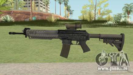 SG-553 Damascus (CS:GO) pour GTA San Andreas