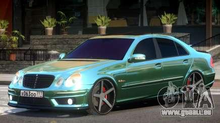 Mercedes E63 V1 für GTA 4