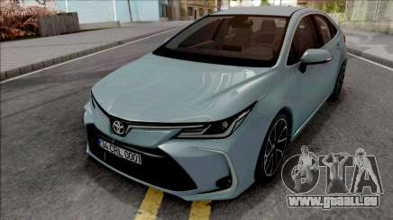 Toyota Corolla 2020 pour GTA San Andreas