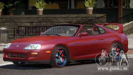 Toyota Supra RZ Tuning pour GTA 4