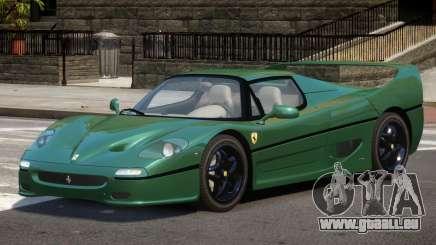 1995 Ferrari F50 V1.1 für GTA 4