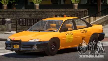 Dodge Intrepid Taxi V1.0 für GTA 4