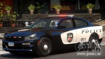 Dodge Charger Police V1.0 pour GTA 4