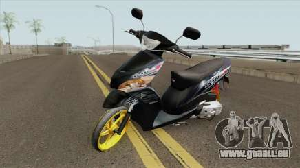 Yamaha Mio J Babylook für GTA San Andreas