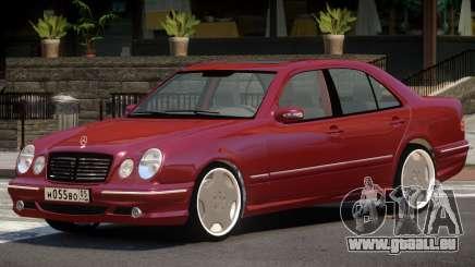 Mercedes-Benz E-class W210 V1.0 für GTA 4