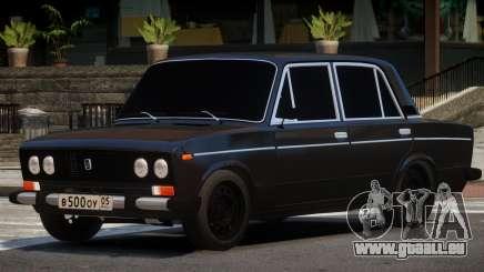 VAZ 2106 Sport pour GTA 4