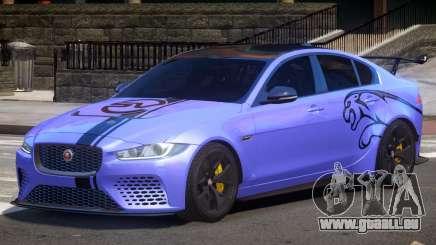 Jaguar XE Sport PJ1 pour GTA 4