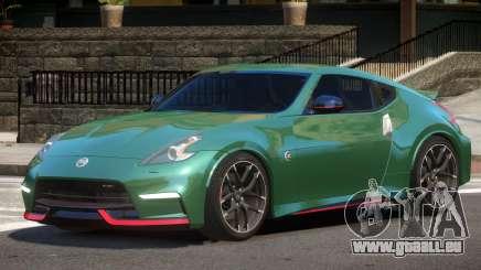 Nissan 370Z GT Nismo pour GTA 4