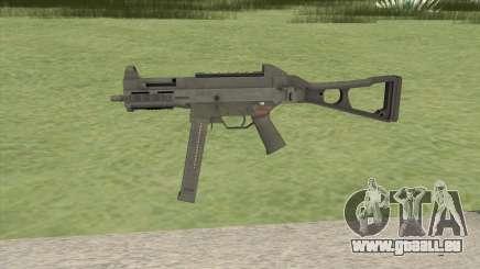 UMP-45 (CS:GO) für GTA San Andreas