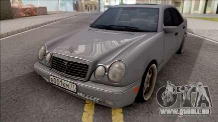 Mercedes-Benz W210 E420 Elegant für GTA San Andreas