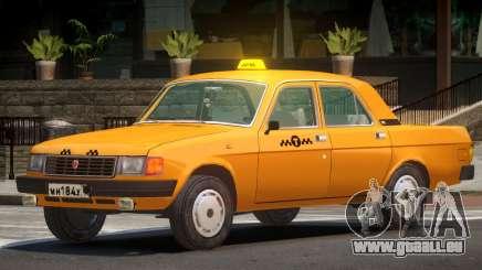 Volga 31029 Taxi V1.0 pour GTA 4