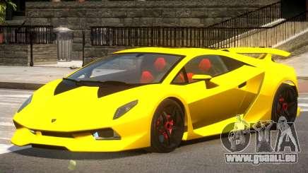 Lamborghini Sesto GT V1.0 pour GTA 4