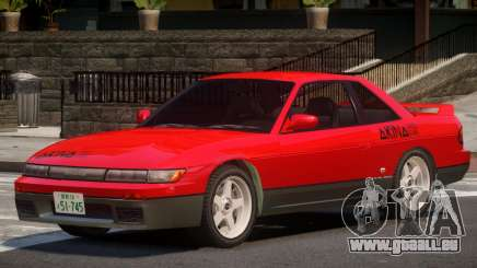 Nissan Silvia S13 ST PJ2 für GTA 4
