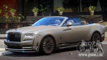 Rolls-Royce Dawn V1.1 pour GTA 4