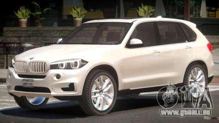 BMW X5 ST V1.0 für GTA 4